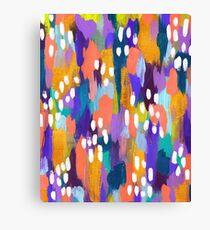 Jules - Abstract Canvas Print
