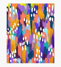 Jules - Abstract Photographic Print