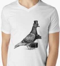 Tourist Men's V-Neck T-Shirt