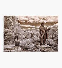 Olmsted at Arboretum Photographic Print