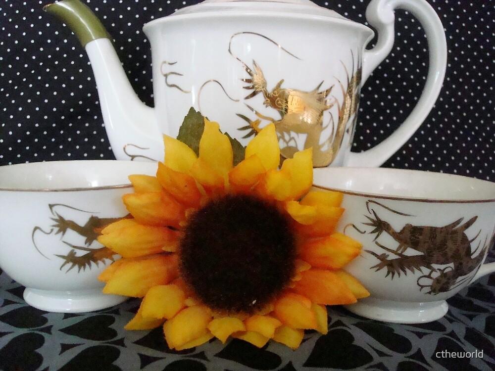 Teatime   ^ by ctheworld