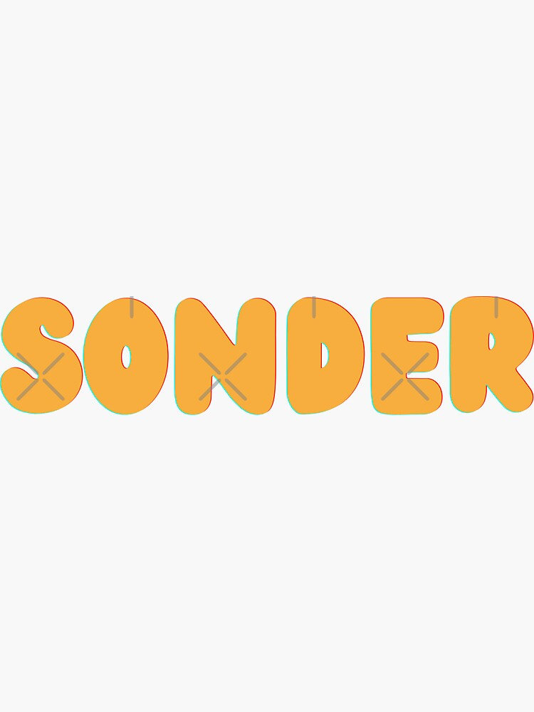 Sonder in Yellow Color by acozymess