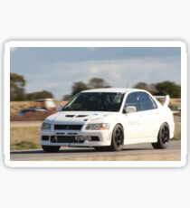 Oz Gymkhana #32 Evo Lancer (BBoost) Sticker