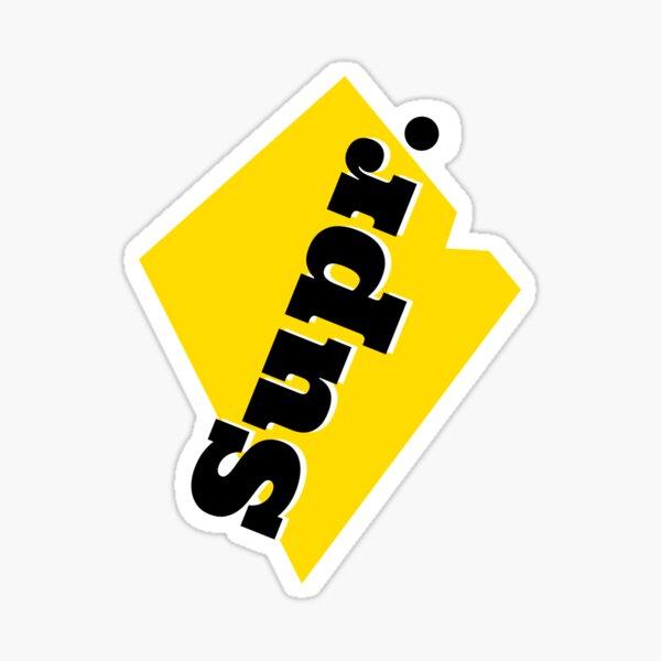 Supr Sticker