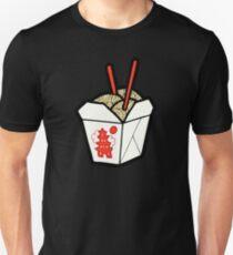 Take-Out Noodles Box Pattern Unisex T-Shirt