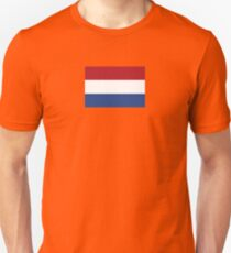 The Netherlands Flag - Dutch T-Shirt Unisex T-Shirt