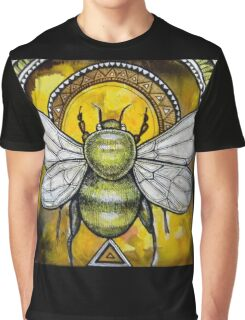 Bee Ascendant Graphic T-Shirt