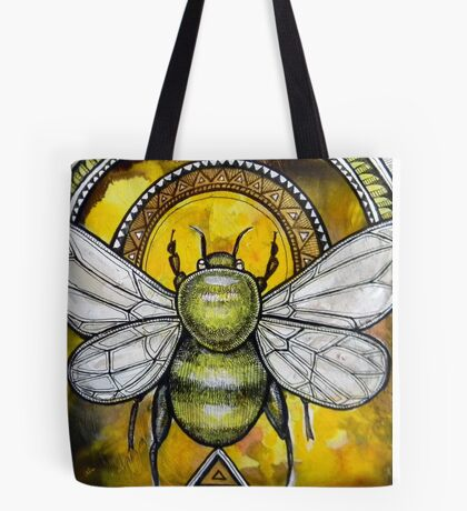 Bee Ascendant Tote Bag