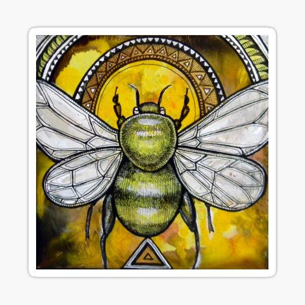 Bee Ascendant Sticker