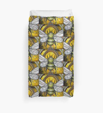 Bee Ascendant Duvet Cover