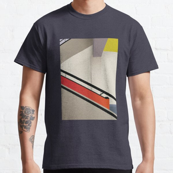 Funky Little Staircase Classic T-Shirt