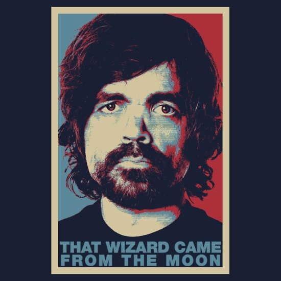 Destiny That Wizard Came From The Moon Unisex T Shirt A T Shirt Of Wizard Peter Dinklage Halo And Destiny Goodness