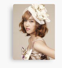 Jessica Jung SNSD Girls' Generation KPOP Canvas Print