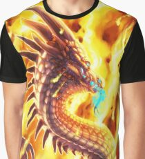 Conflagration Graphic T-Shirt