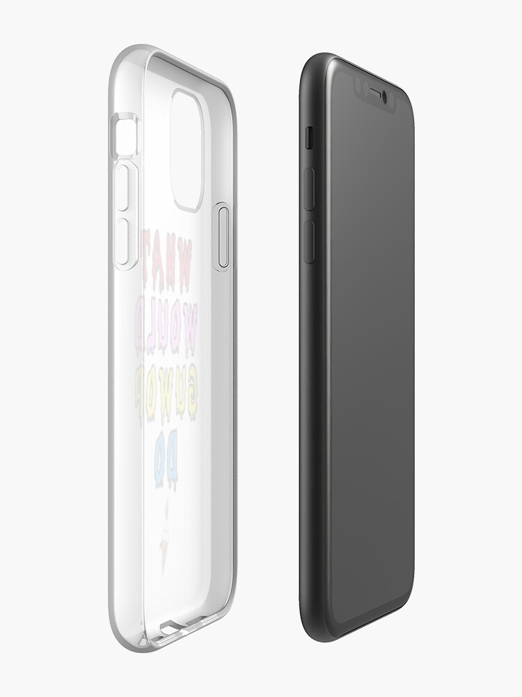 coque iphone 7 nike amazon , Coque iPhone « Que ferait guwop », par jamalno13