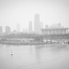 Foggy Afternoon by Robert McMahan
