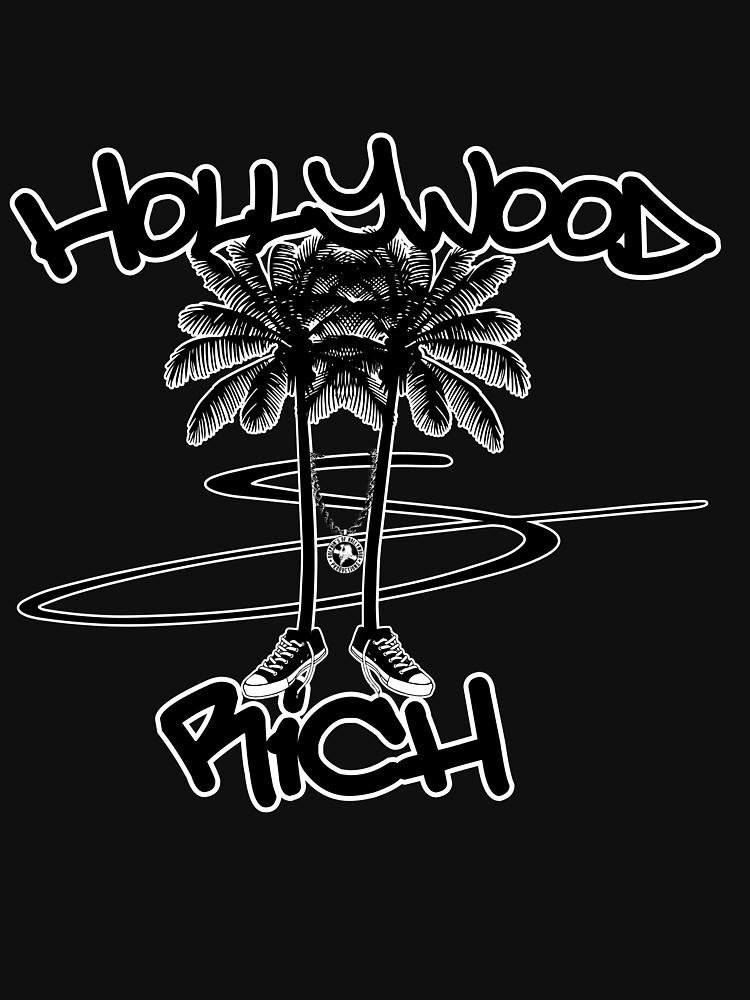 Hollywood Rich T-Shirts by Jaydda32