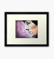 Sherlock - A Study In Pink Framed Print