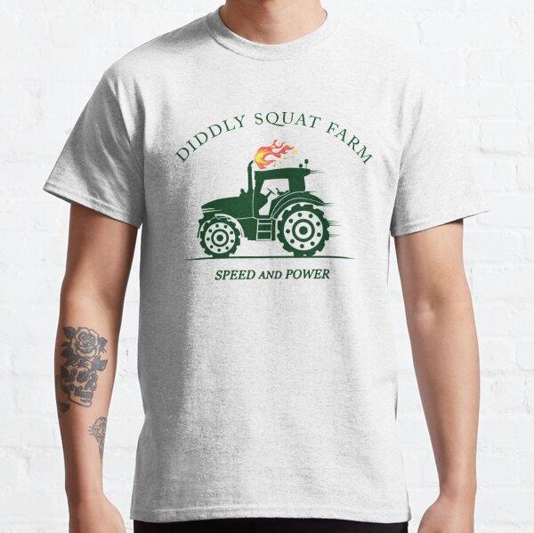 Diddly Squat Farm Green T-shirts cadeau pour les fans, pour hommes et femmes T-shirt classique