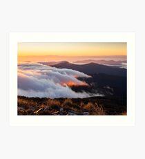 Marlborough Sounds - New Zealand Art Print