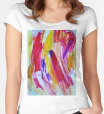 Breeze Women's Fitted Scoop T-Shirt