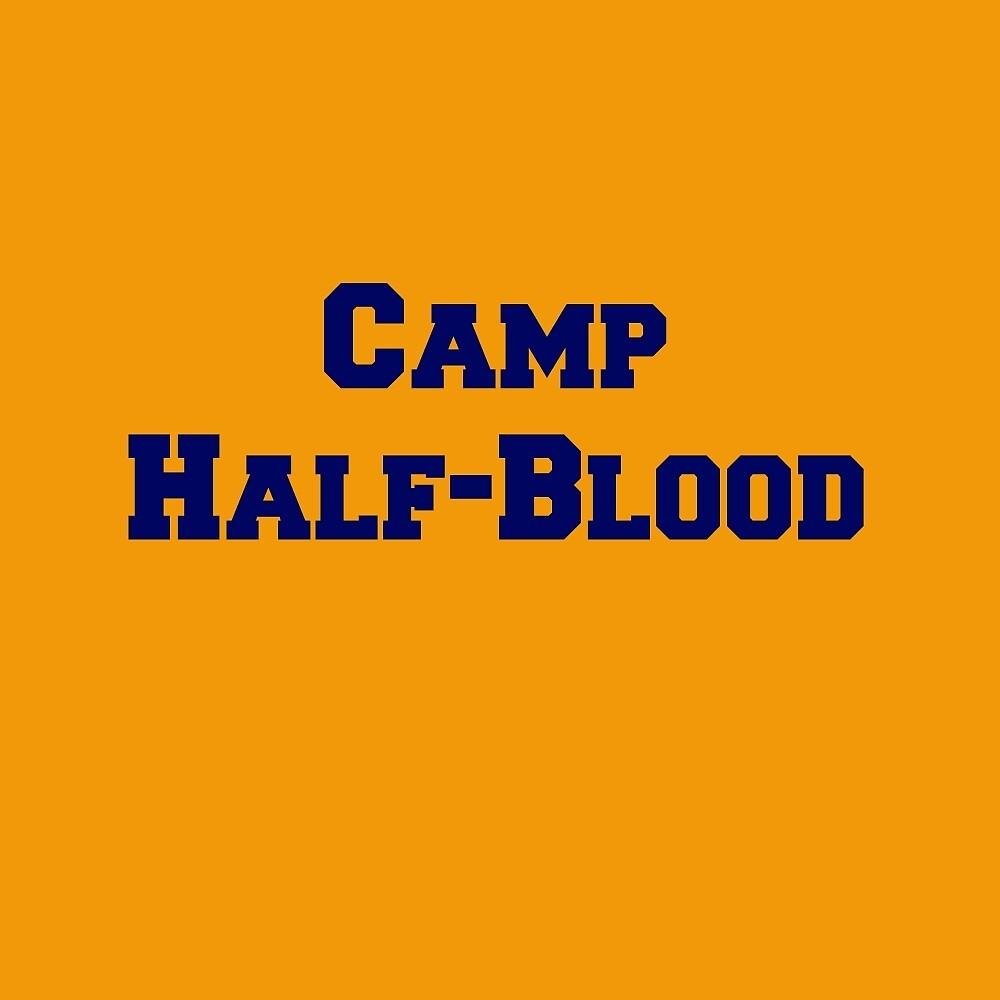 Camp Half-Blood by etaworks