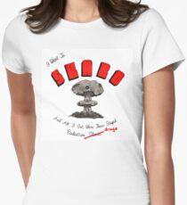 Skaro Womens Fitted T-Shirt