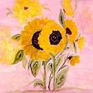 Sunflowers & More by Anne Gitto