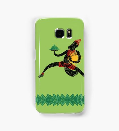 Hanuman's Leap Samsung Galaxy Case/Skin