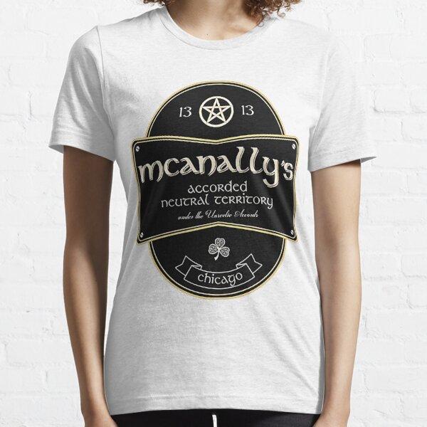 McAnally's Pub Essential T-Shirt