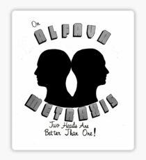 Alfava Metraxis Sticker