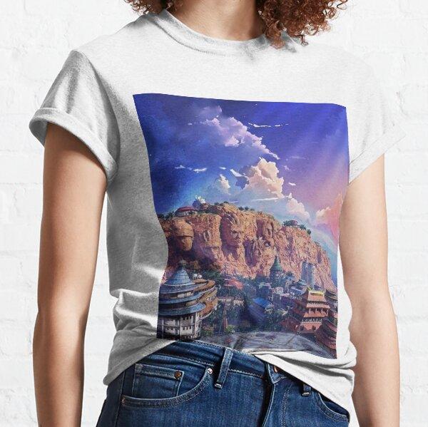 village secret T-shirt classique
