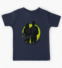 mulder and scully Kids Tee