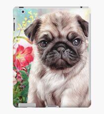 Pug Painting iPad Case/Skin