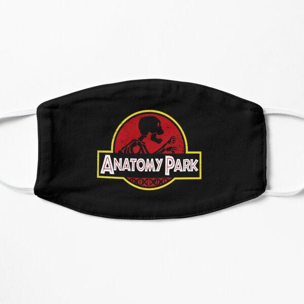 Anatomy Park Shirt Flat Mask