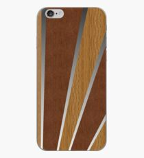Wood Stripes iPhone Case