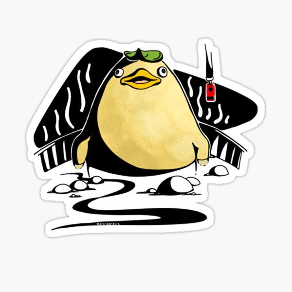 Duckbath Sticker
