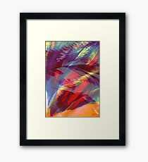 Canopy - Abstract Print  Framed Print