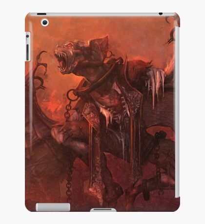 Vampiric Transformation iPad Case/Skin