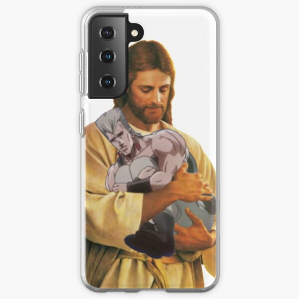 POLNAREFF AND THE HOLY CORPSE. Samsung Galaxy Soft Case