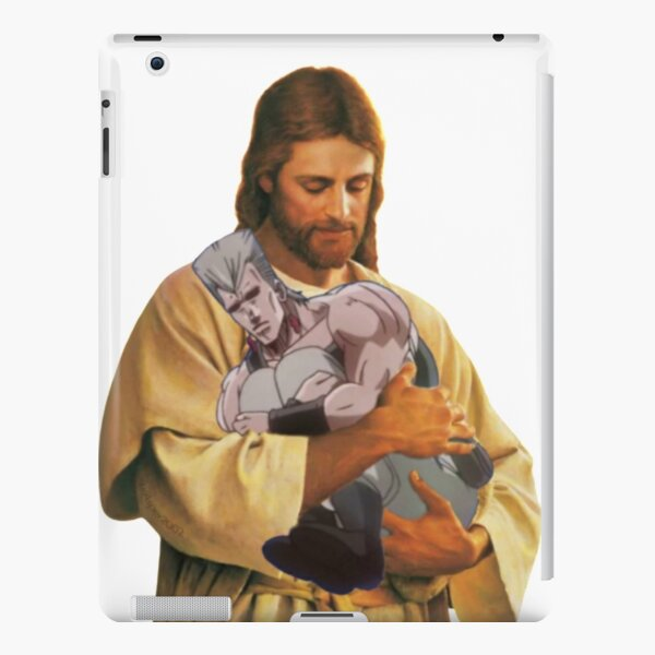 POLNAREFF ET SON STAND Coque rigide iPad