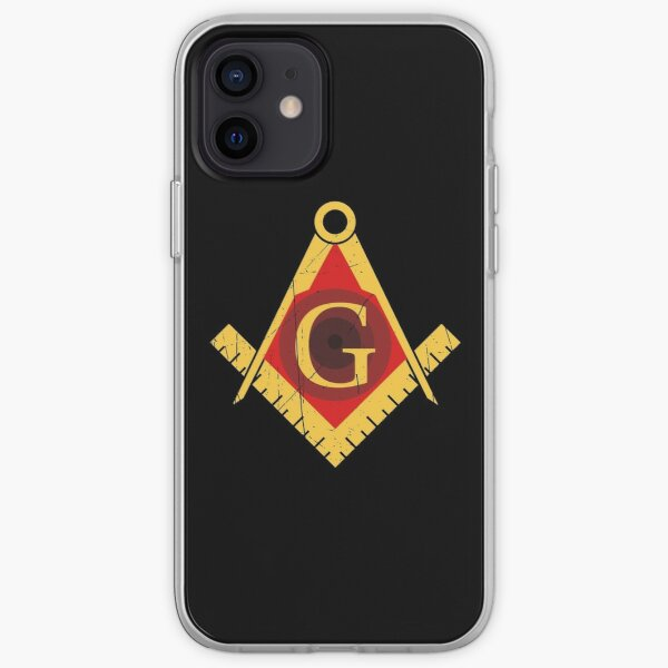 Trust me I am a Freemason iPhone Soft Case