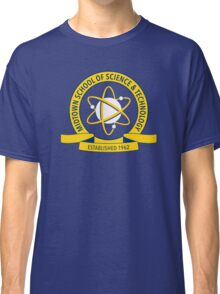 Midtown School of Science and Technology Logo Classic T-Shirt