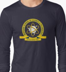 Midtown School of Science and Technology Logo Long Sleeve T-Shirt