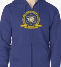 Midtown School of Science and Technology Logo Zipped Hoodie