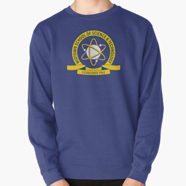 Midtown School of Science and Technology Logo Pullover Sweatshirt