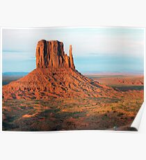 West Mitten Beauty Poster