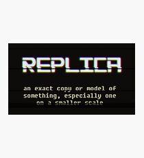 Replica Photographic Print