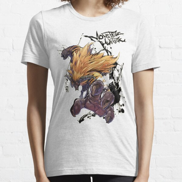 furious rajang  / graffiti Essential T-Shirt