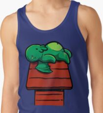 Cthuloopy Tank Top
